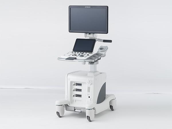 画像:超音波検査機器